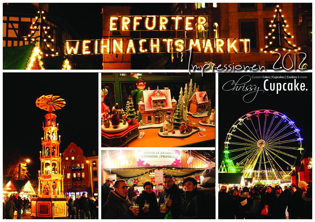 recap2012 Weihnachtsmarkt | ChrissyCupcake