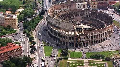 Roma Archeologia: 'ROMA – VALLE DEL COLOSSEO – PALATINO NORD-ORIENTALE,' Prof.ssa Clementina Panella (a cura di), La Sapienza - Universita di Roma (2012). [Foto: ca. 2000-12]. by Martin G. Conde