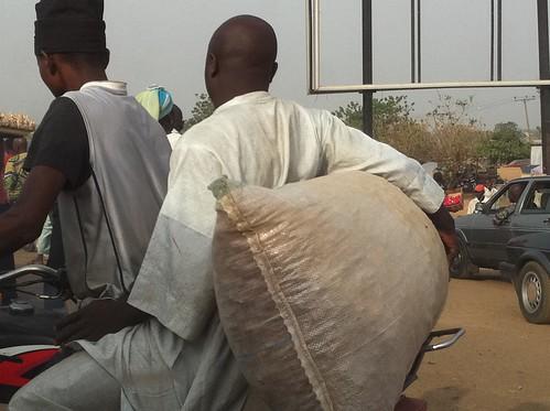 Okada - Gwagwalada Abuja Nigeria by Jujufilms
