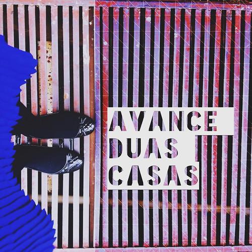 Minha vez ~ * Move two spaces forward*