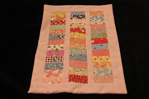 Small Charming Coins Quilt