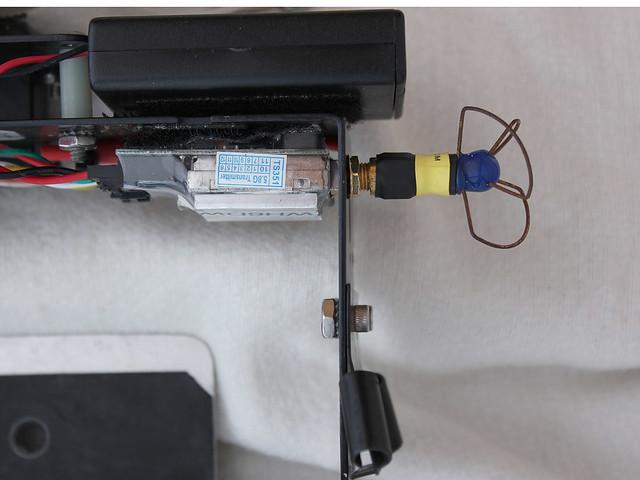 Video Transmitter Mounted