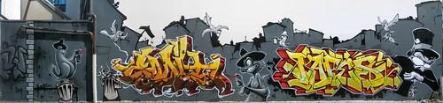 Geneva 2009 - Emit, Rapes, Serval, Jazi by emitoner