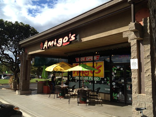 Amigos Kihei Maui Restaurant