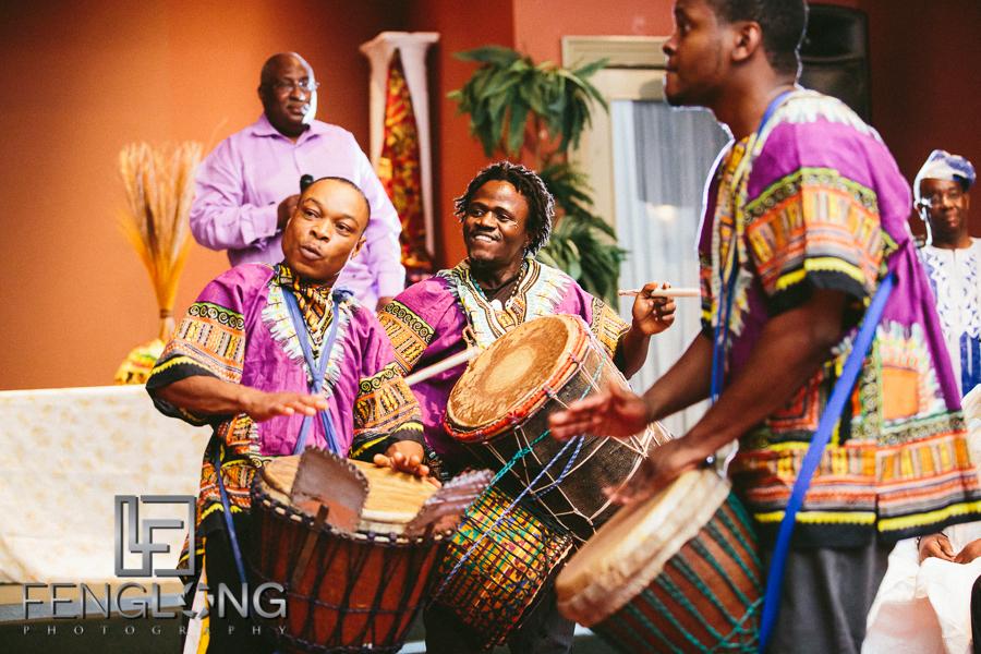 Celisse & Richard's Liberian Wedding | Hilton Marietta & Turner Chapel AME | Atlanta Liberian Wedding Photography