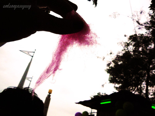 Materia rosada