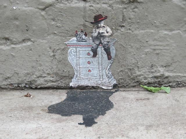 Pablo Delgado, Blackall Street
