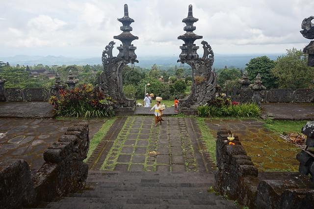 Impresionantes vistas de Bali