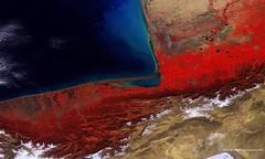 Caspian Sea, Iran-Turkmenistan