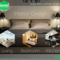 Thread hexed interior design website