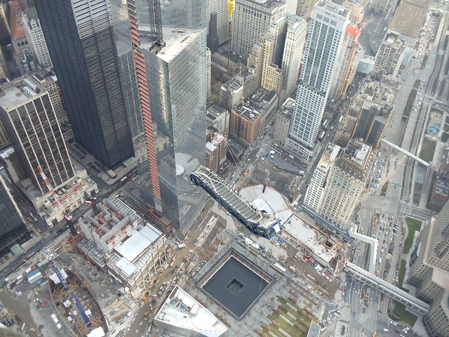 The Story Behind Amazing Wtc Pics Flickr Blog