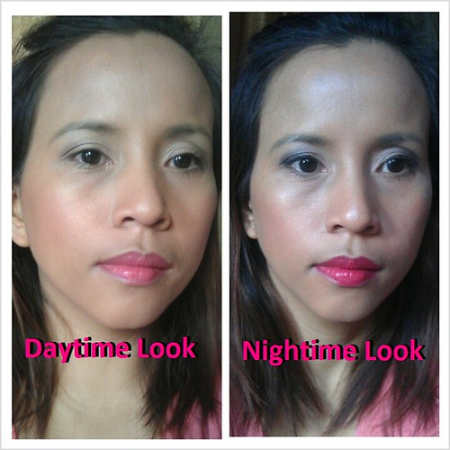 Daytime and Nighttime Look