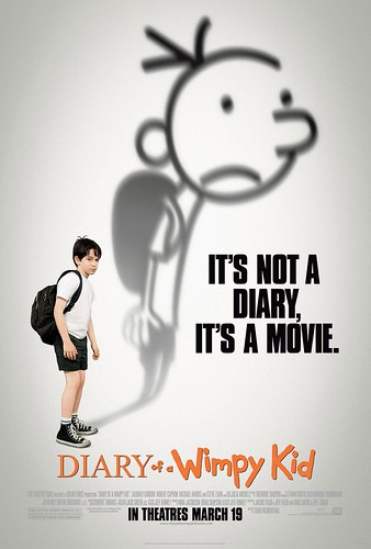 Wimpy Kid film poster