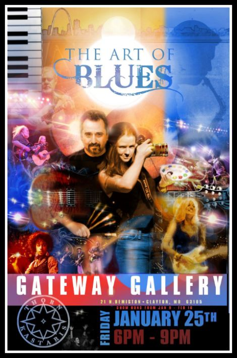 Art Of Blues 1-25-13