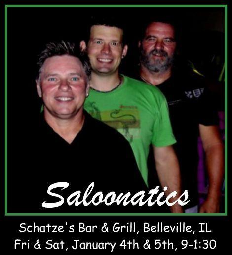 Saloonatics 1-4, 1-5-13