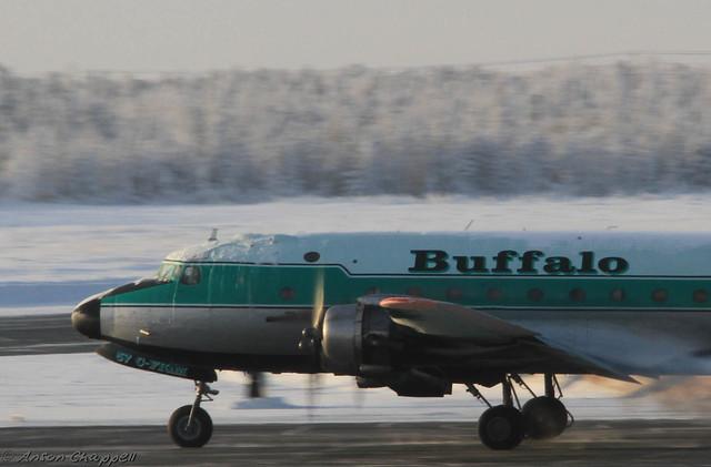 DC-4 C-FIQM