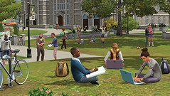 First Screenshots & Box Art of Sims 3 University Life (6/6)