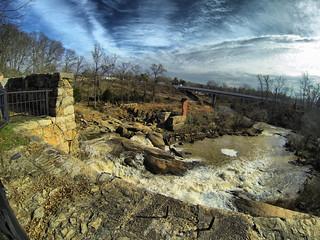 Pelham Mill Dam 5