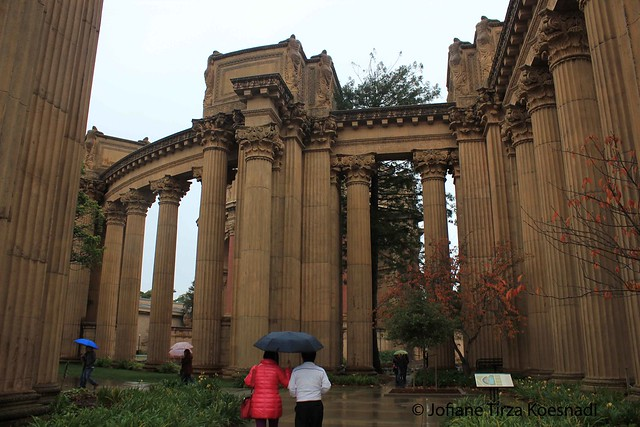 SF - Palace of Fine Arts - 2