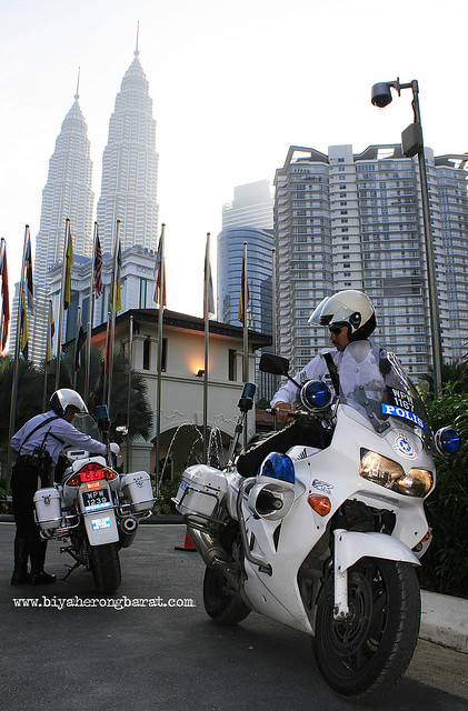 Malaysia Tourism Police