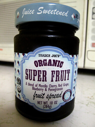 Jelly of the Month January - Trader Joe's Super Fruit