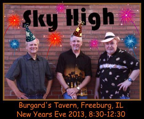 Sky High Band 12-31-12
