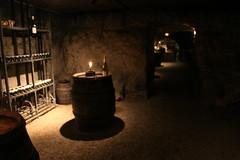 Marche aux vins, Beaune, France