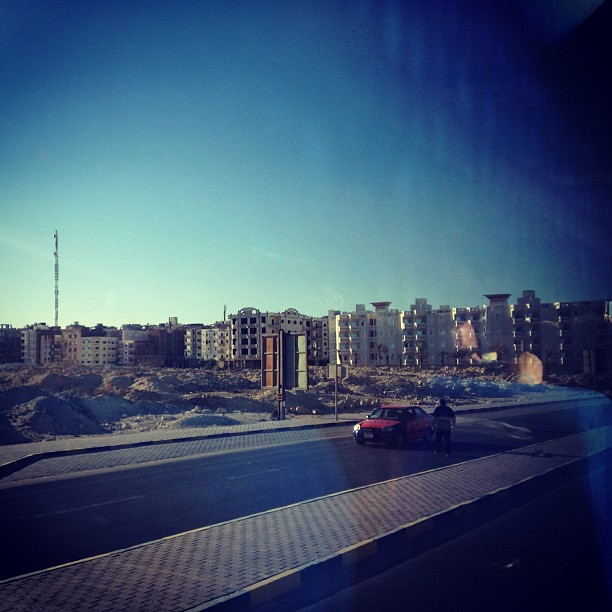 Ongoing developments in Hurghada