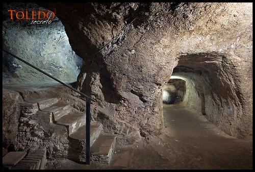 Cueva de Toledo en el Barrio de San Miguel: la Casa del Duende