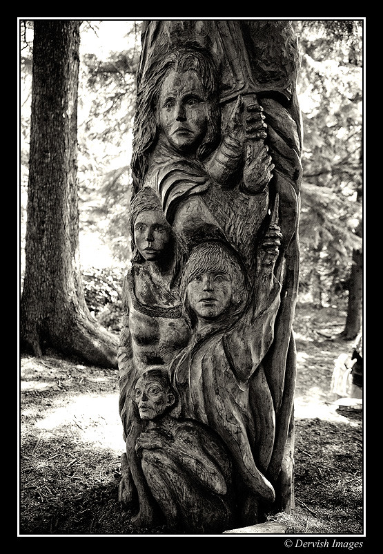 Lord Of The Rings Carving