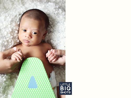 Introducing Naufal Amsyar   Newborn Portraiture