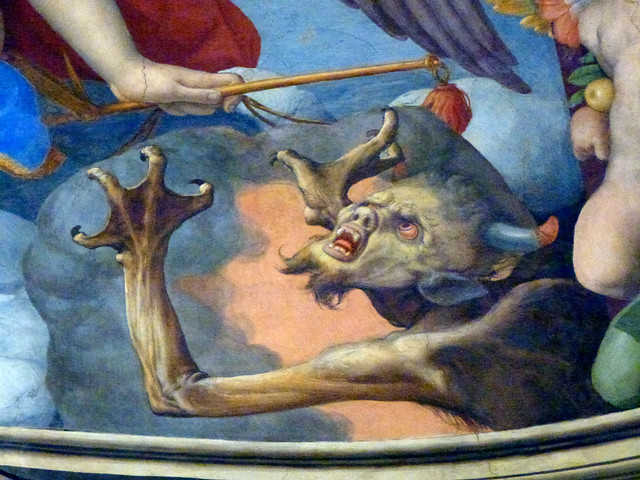 Florence - jour 4 - 051 - Pallazo Vecchio - Chapelle d'Eleonore de Tolède