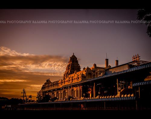 Srinivasa Perumal Temple, Punnaiyadi by Rajanna @ Rajanna Photography