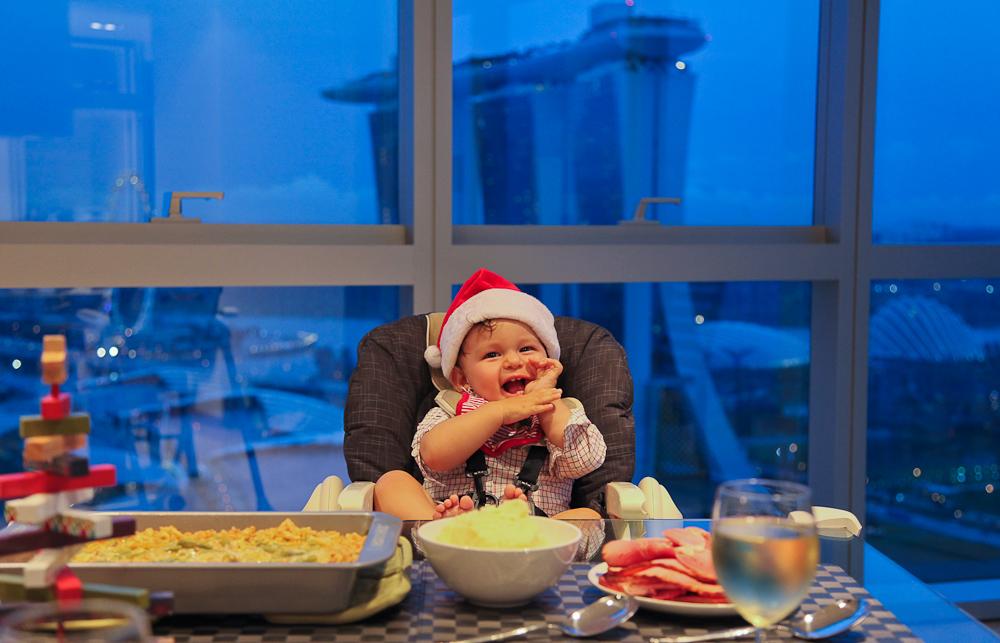 Cam Christmas Eve Dinner