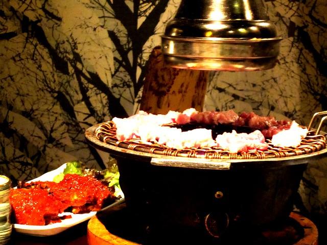 Korean dinner 17