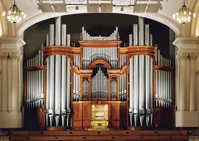 Auckland Town Hall Organ Facade