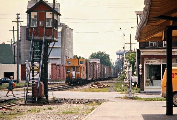 Canadian Pacific Railway John . Bjorklund Center
