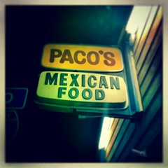 Paco's Mexican Food in Winter Park