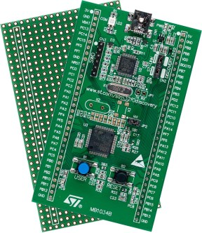 STM32F0 Discovery - NEXT SYSTEM Robotics Learning Center