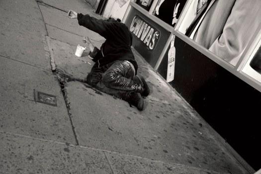 New York City :  Help!