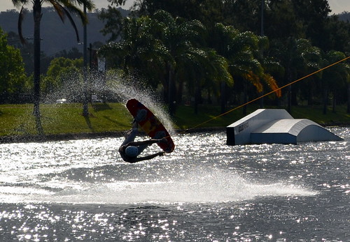 Cables Wake Park penrith photo