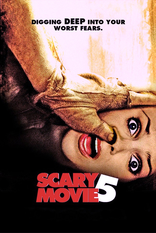 Scary Movie 5 trailer