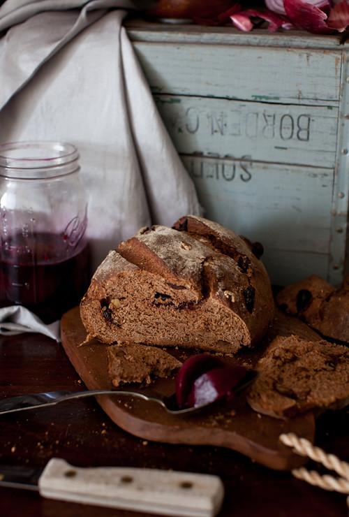 Walnut Bread 3