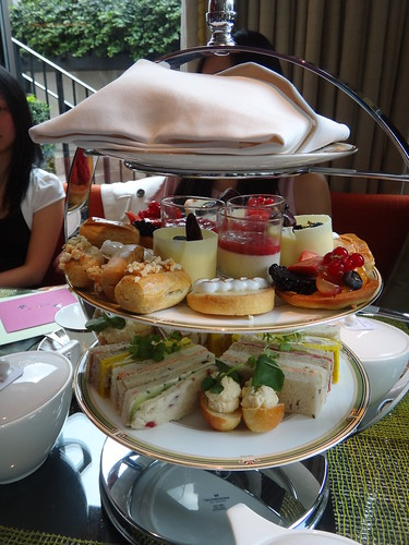 English Afternoon Tea @ Four Seasons London