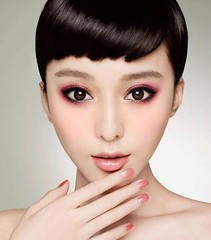 Kiểu tóc MÁI đẹp 2013 chéo bằng vòng cung lệch ngắn dài [K+] Korigami 0915804875 (www.korigami (8)