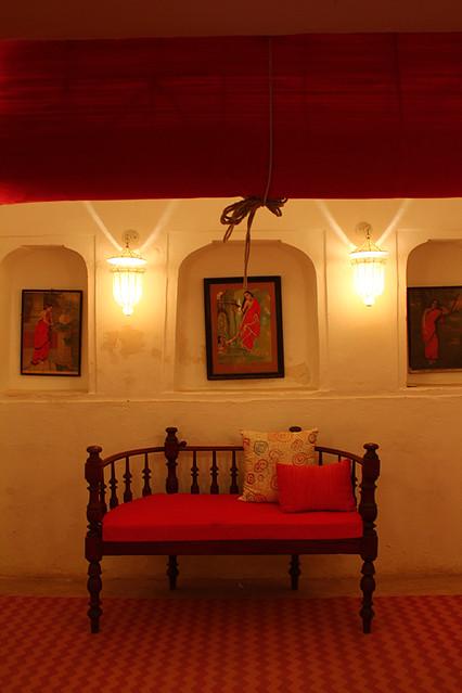 Hot Pink showroom - Amer Fort