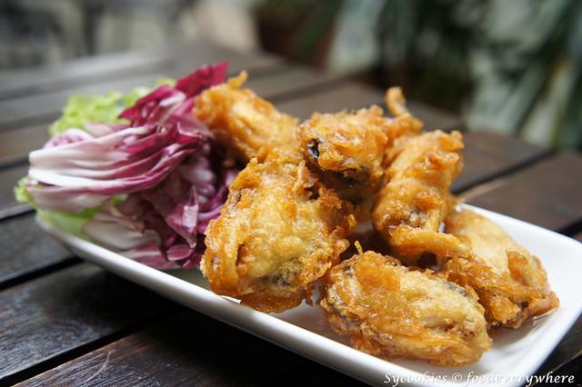 9.jm Fried mussels@nemo mont kiara (12)