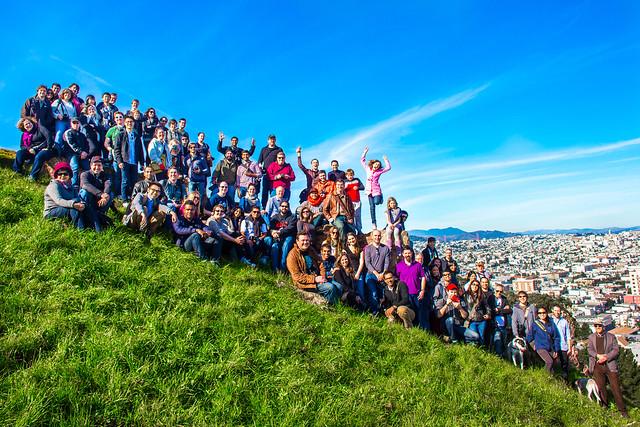 Flickr Over San Francisco
