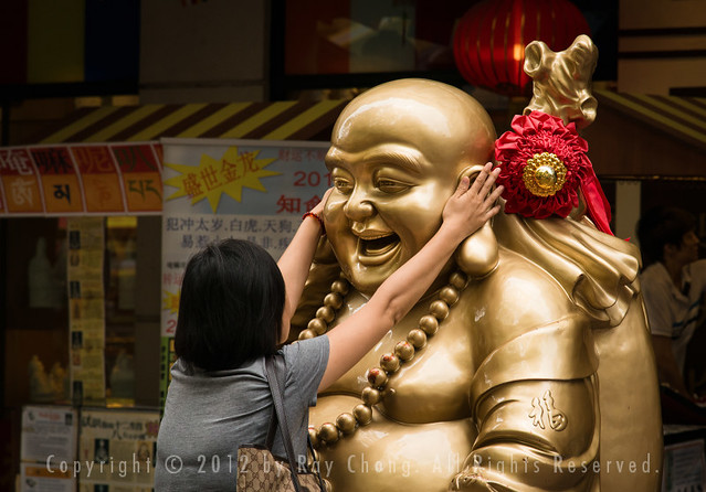 Budai and Believer, Singapore, 2012