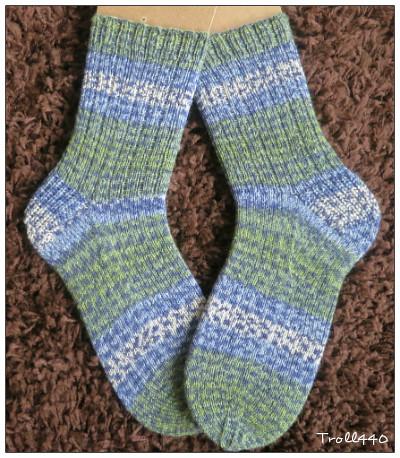 Socken 18 - 2012